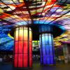 世界で2番目に美しい駅「美麗島駅」、GW高雄・台北(子連れ旅行)その2