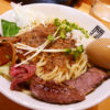 話題のラーメン店、竹末東京でつけ麺を♪
