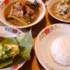 味わい深いタイ北部家庭料理♪2018年4月のタイ料理教室