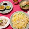 丸鶏のクリスマスレッスン、12月のタイ料理教室