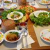 ハーブたっぷり、「ピニッドストア」の北部料理レッスン
